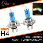 Fits Isuzu 55W H4 Bi-Xenon HID Conversion Kit Slim Ballast Headlight Bulbs Pai