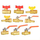 """1//4 Butterfly Handle Type T10 PN 40 Cimberio Gas Ball Valve 1//4/"""" CIM 310G"""